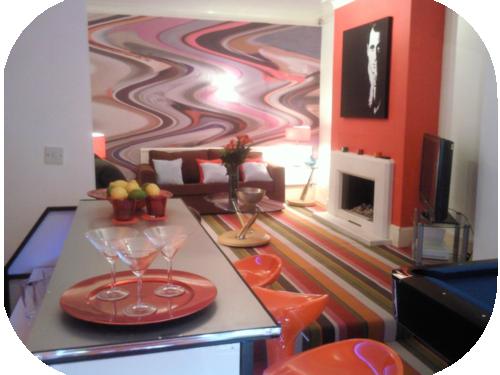 Steelworkshop room showcase for 60 minute makeover living room designs