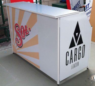 Sol Branded Bar