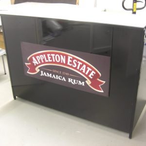 Appleton Estate Mobile Bar